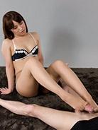 More Yukari Toudou at Legs Japan