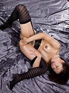 More Shizuka Maeshiro at Legs Japan