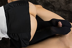 Miku Oguri's Legs