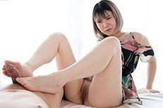 Miku Aida's Legs