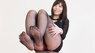Pantyhose Jerk Off Instruction
