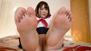 Schoolgirl JOI