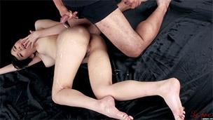 Leg Bukkake
