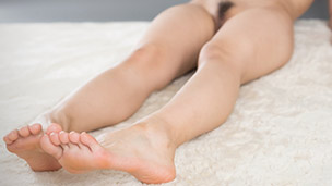 Feet Jerk Off Instruction