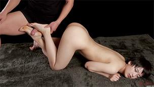 Foot Rub and Cum